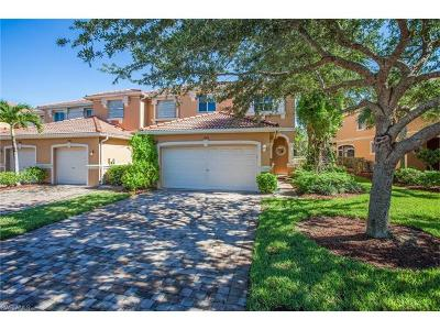 Fort Myers Condo/Townhouse For Sale: 9964 Chiana Cir