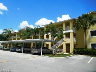 Collier County, Lee County Condo/Townhouse For Sale: 8294 Key Royal Cir #1621