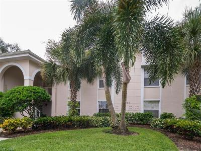 Collier County Condo/Townhouse For Sale: 6240 Bellerive Ave #6-604