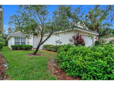 Naples Single Family Home For Sale: 1273 Barrigona Ct