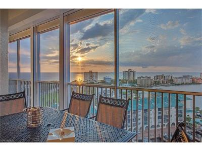 Naples Condo/Townhouse Sold: 400 Flagship Dr #1205