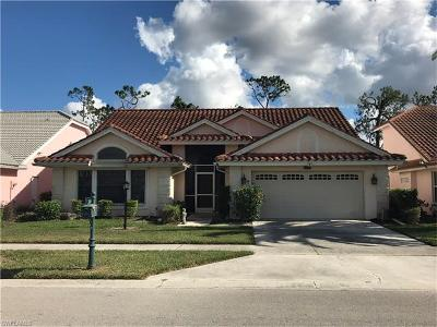 Naples Single Family Home For Sale: 260 Countryside Dr