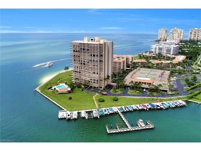 Marco Island Condo/Townhouse For Sale: 1100 S Collier Blvd #1721