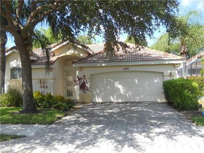 Naples Rental For Rent: 3160 Sundance Cir