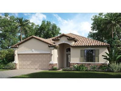 Cape Coral Single Family Home For Sale: 2560 Caslotti Way