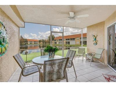 Bonita Springs Condo/Townhouse For Sale: 26661 Rosewood Pointe Cir #104