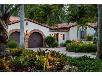 Naples Single Family Home For Sale: 10838 Est Cortile Ct