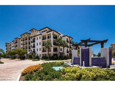 Naples Square Condo/Townhouse For Sale: 1135 3rd Ave S Ave #107