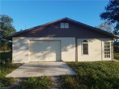 Fort Myers Single Family Home For Sale: 18970 Misty Morning Ln