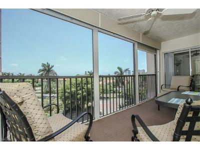 Naples Rental For Rent: 555 Park Shore Dr #513
