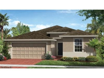 Lehigh Acres Single Family Home For Sale: 8235 Gopher Tortise Trl