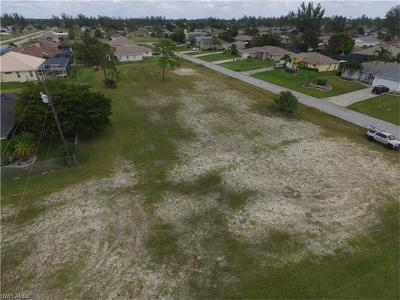 Lee County Commercial Lots & Land For Sale: 3026 SW 15th Pl