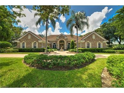 Collier County, Lee County Single Family Home For Sale: 6530 Highcroft Dr