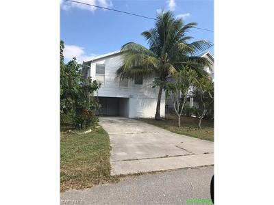 Collier County, Lee County Single Family Home Pending With Contingencies: 24566 Redfish St