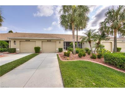 Estero Condo/Townhouse For Sale: 21487 Knighton Run