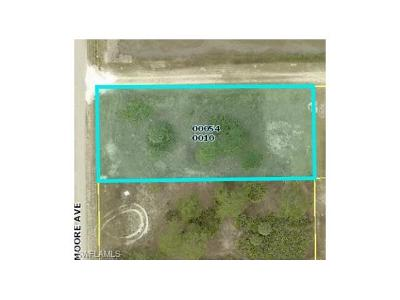 Lee County Residential Lots & Land For Sale: 324 Moore Ave