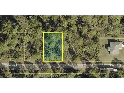 Lee County Residential Lots & Land For Sale: 1067 Manning St E