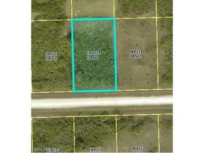 Lee County Residential Lots & Land For Sale: 2910 63rd St W