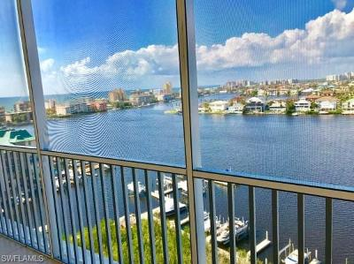 Naples Condo/Townhouse Sold: 400 Flagship Dr #1108