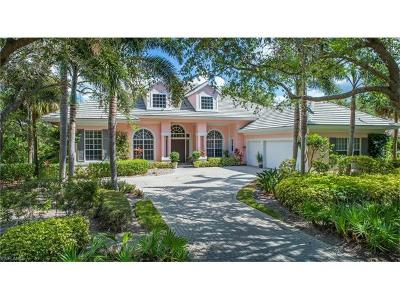 Naples FL Single Family Home For Sale: $999,900