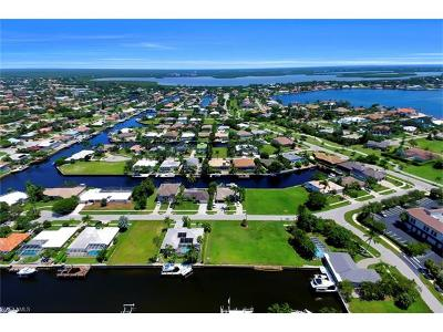 Marco Island Residential Lots & Land For Sale: 468 Barcelona Ct