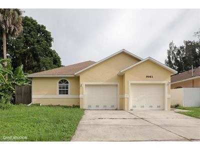 Bonita Springs Single Family Home For Sale: 9961 Connecticut St