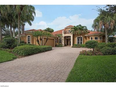 Bonita Springs Single Family Home For Sale: 28643 Via D Arezzo Dr