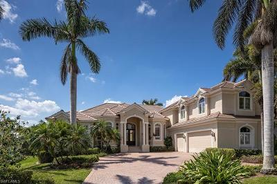 Olde Naples Single Family Home For Sale: 146 18th Ave S