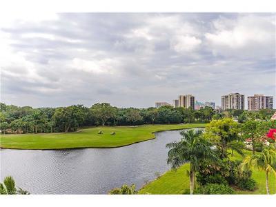 Condo/Townhouse For Sale: 6360 Pelican Bay Blvd #C PH-6