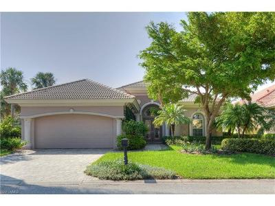 Bonita Springs Single Family Home For Sale: 14585 Carino Ter