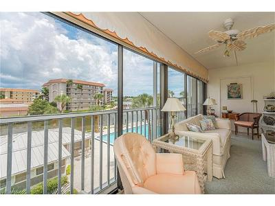 Naples Condo/Townhouse For Sale: 2880 Gulf Shore Blvd N #303