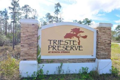 Bonita Springs Residential Lots & Land Pending With Contingencies: Divot Dr