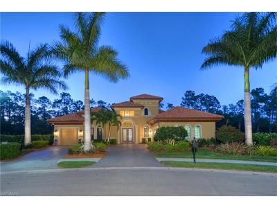 Collier County Single Family Home For Sale: 7463 Byrons Way