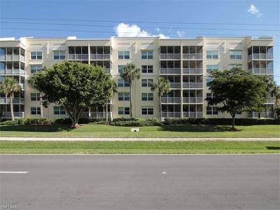 Marco Island Condo/Townhouse Pending With Contingencies: 861 S Collier Blvd #S-101