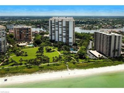 Naples Condo/Townhouse For Sale: 4021 Gulf Shore Blvd N #905