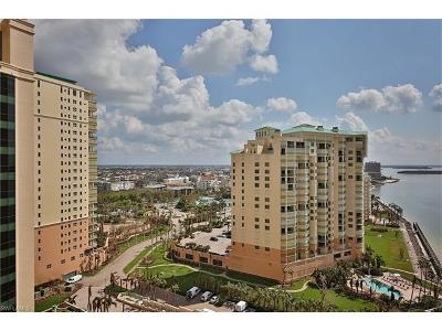 Marco Island Condo/Townhouse For Sale: 960 Cape Marco Dr #1506