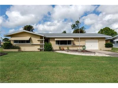 Cape Coral Single Family Home Pending With Contingencies: 5122 Rutland Ct