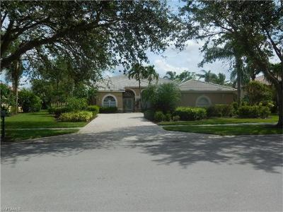 Naples Single Family Home For Sale: 7794 Naples Heritage Dr