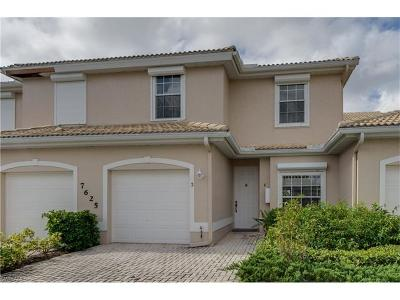 Naples Condo/Townhouse For Sale: 7625 Meadow Lakes Dr #703