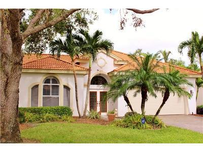 Naples Single Family Home For Sale: 180 Spring Lake Cir