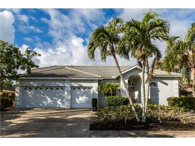 Marco Island Single Family Home For Sale: 626 N Barfield Dr