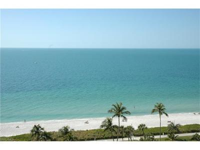 Condo/Townhouse Sold: 4041 Gulf Shore Blvd N #1203