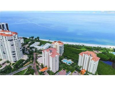 Club At Naples Cay Condo/Townhouse Sold: 40 Seagate Dr #102-A