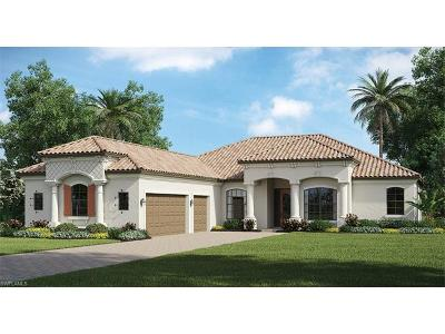 Bonita Springs Single Family Home For Sale: 17151 Cherrywood Ct