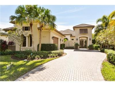 Collier County, Lee County Single Family Home For Sale: 28712 La Caille Dr