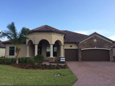 Bonita Springs Single Family Home For Sale: 17051 Cherrywood Ct