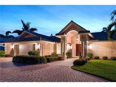 Park Shore Single Family Home For Sale: 520 Turtle Hatch Ln