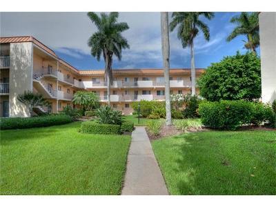 Condo/Townhouse For Sale: 1100 Gulf Shore Blvd N #106