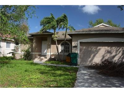 Marco Island Single Family Home For Sale: 372 3rd Ave