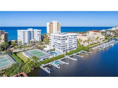 Collier County Condo/Townhouse For Sale: 9790 Gulf Shore Dr #105
